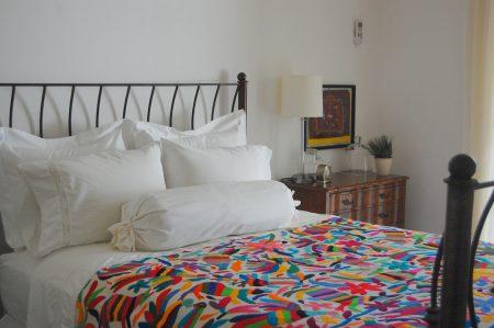 Alison's Bedroom Vignette